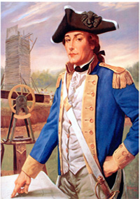 Colonel Thaddeus Kosciuszko Ninety Six National Historic