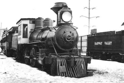 Steamtown NHS: Special History Study