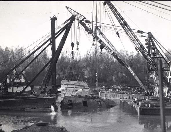 Uss Cairo Gunboat And Museum Vicksburg National Military