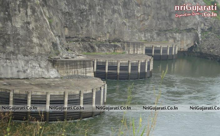 Water Dam Narmada Valley