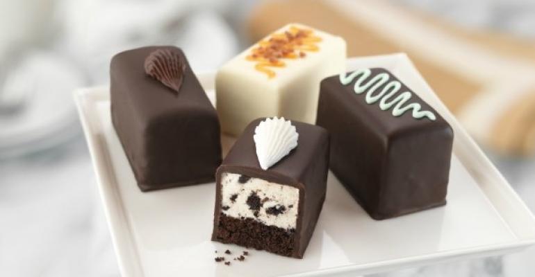 Mini Desserts Grow On Restaurant Menus Nation S