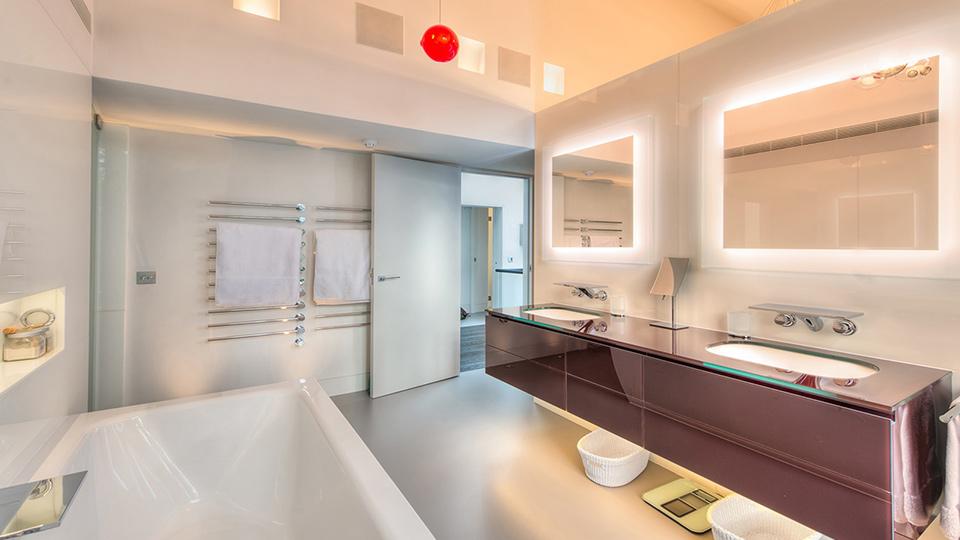 Home On Hampstead Heath Nulty Lighting Design Consultants