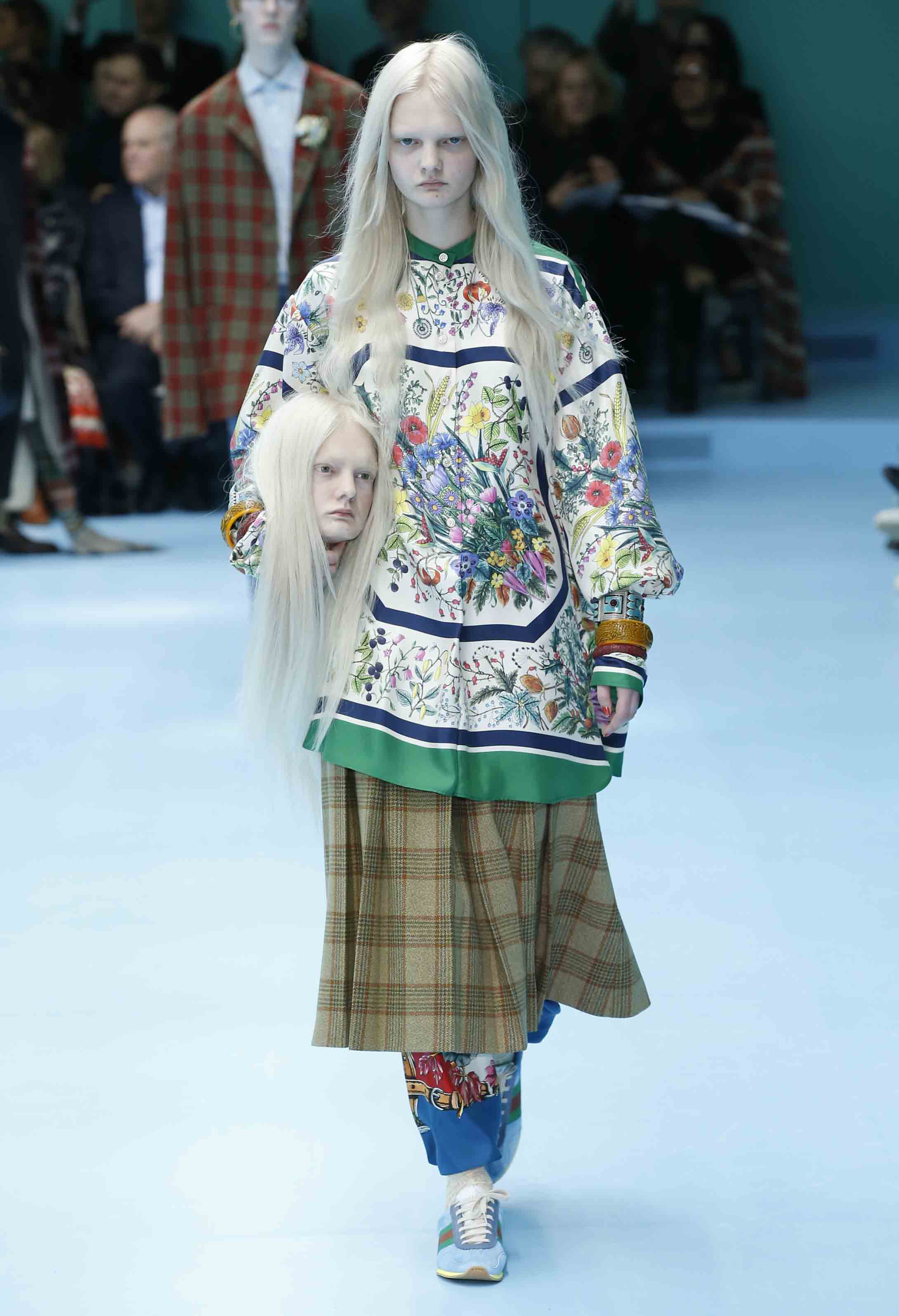 Gucci fall winter 2018 2019 fashion show