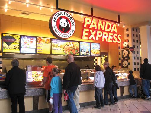 Panda Express Chicken Egg Roll