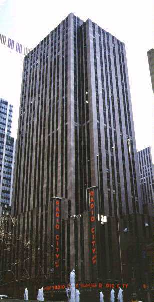 New York Architecture Images The Rko Building