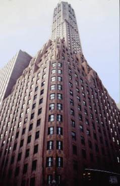 New York Architecture Images General Electric Building