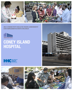 Coney Island Hospital - About CIH - Community Health Needs ...