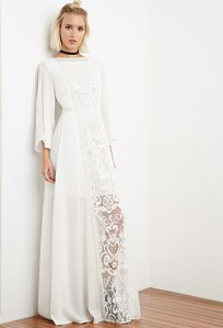 The ultimate bohemian wedding dress   NYC Recessionista The ultimate bohemian wedding dress