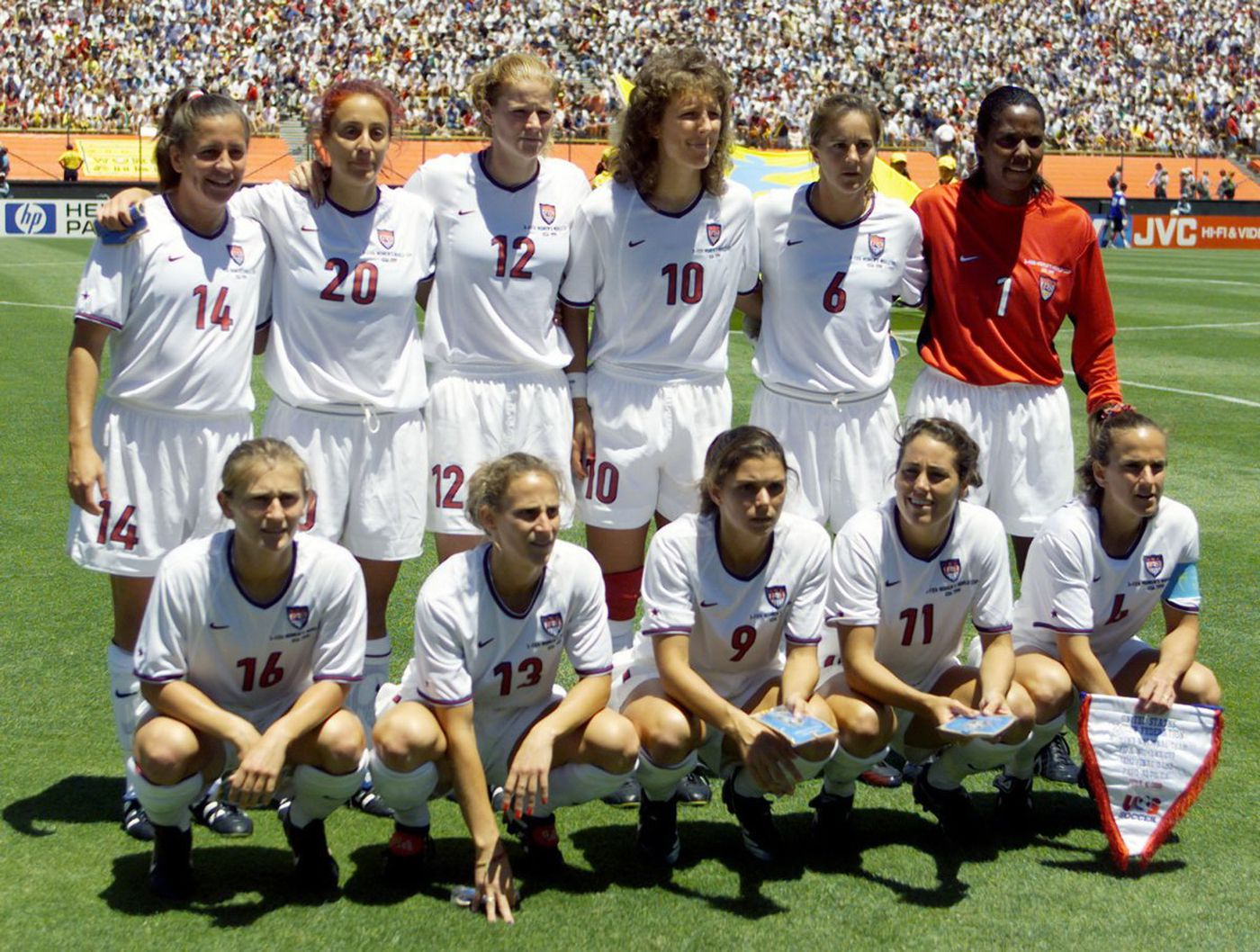 Where are they now: 1999 Women's World Cup soccer team ...