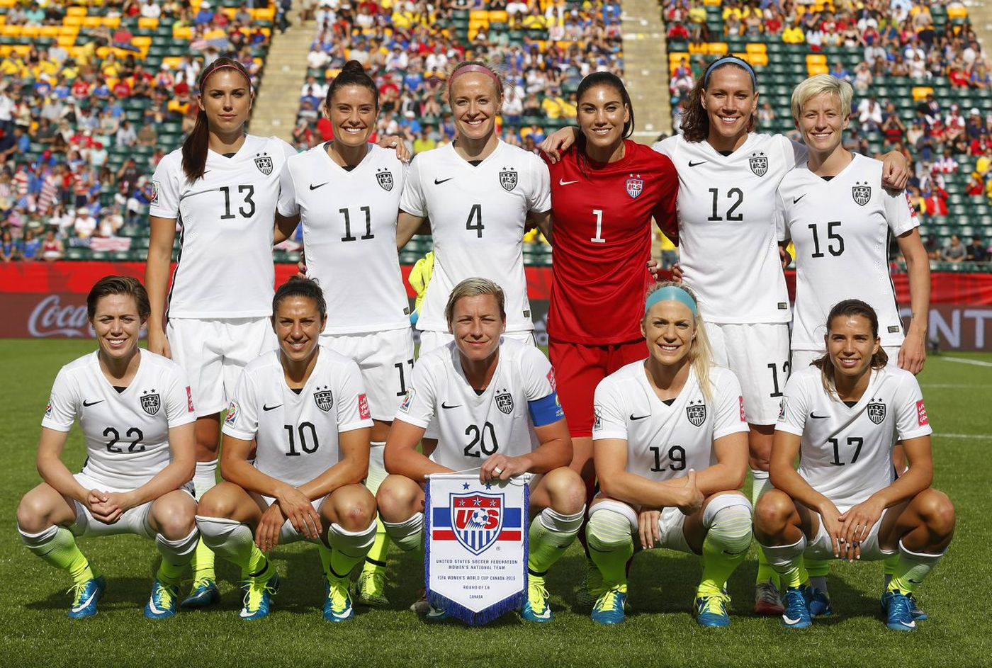 U.S. women's soccer team in serious need of ethnic, racial ...