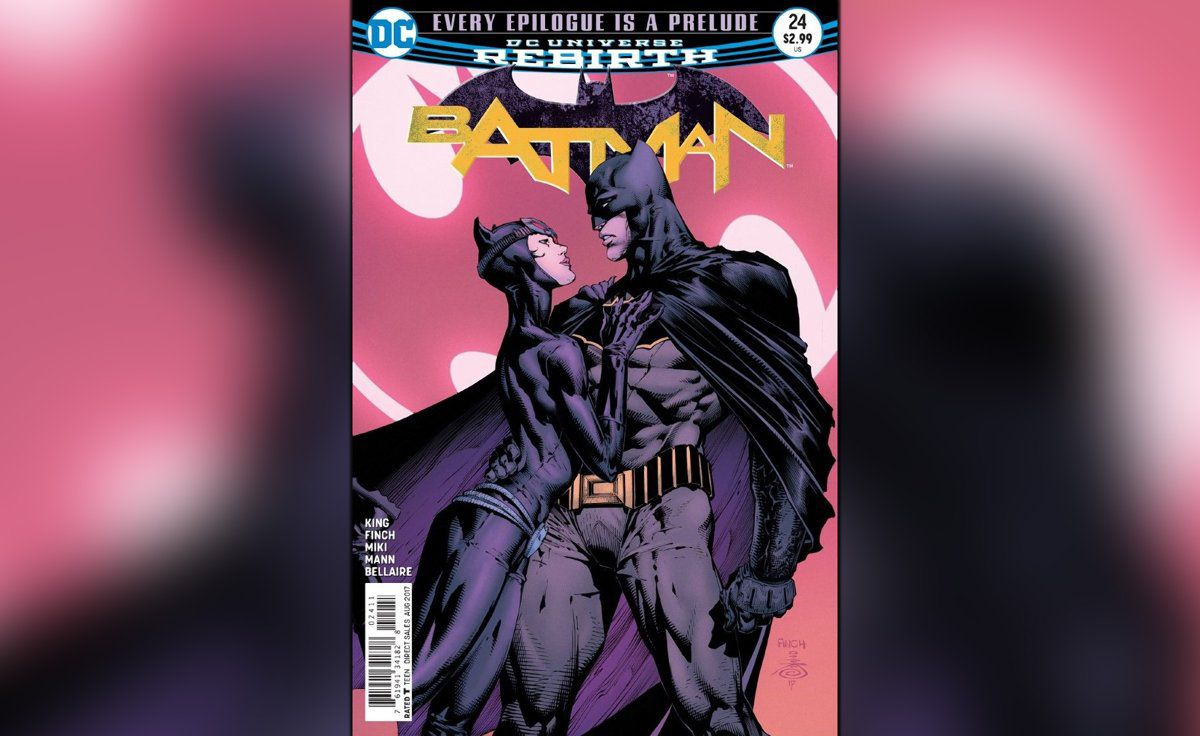 Batman to propose to Catwoman in new DC Comics issue - New ...