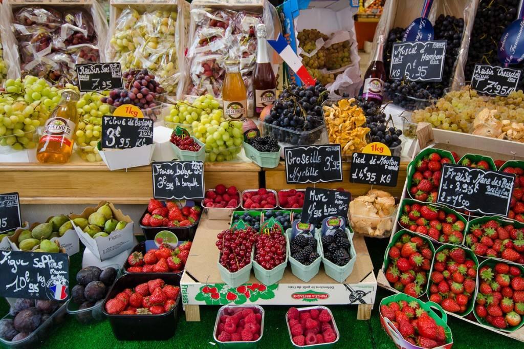 Fresh Market Thursday Meal