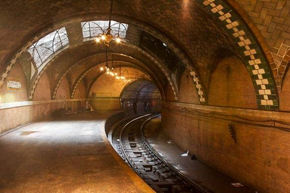 5 Unique Subway Stations To Liven Up Your Commute New