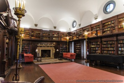 Mansion Library :: Film & Photography Locations :: Sam ...