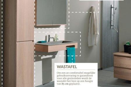 Afmetingen Wastafel Badkamer : Hoogte wastafel badkamer » free cover letter template cover letter