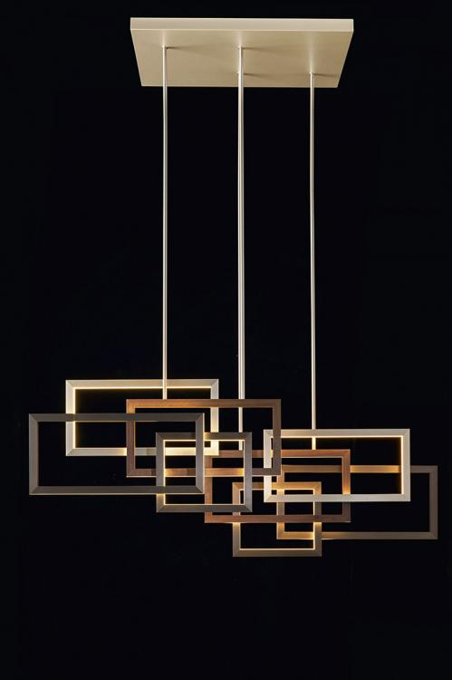 Bronze Pendant Light