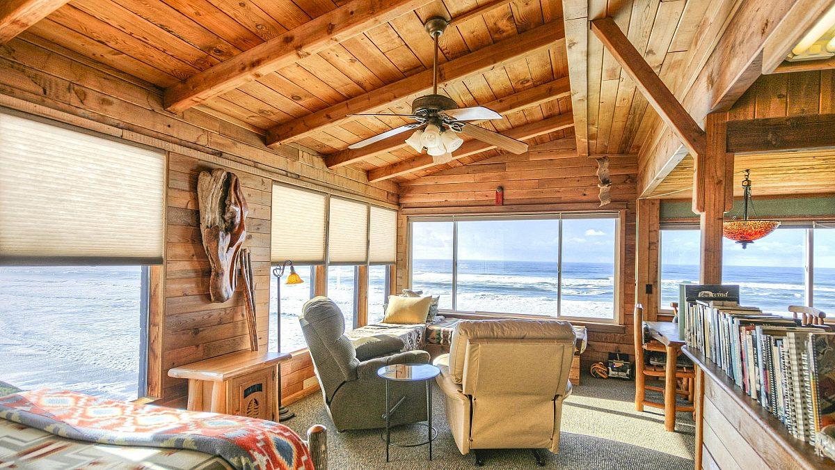 Ocean Haven Oceanfront Hotel In Yachats Oregon Home