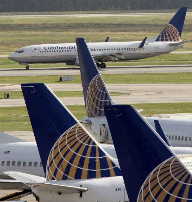 continental airlines jobs - 685×720