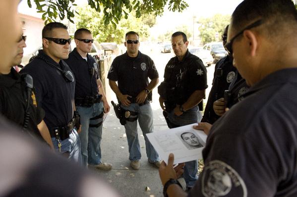 Gang Detectives Flood Santa Ana Streets Orange County