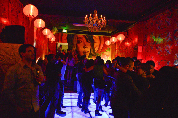 Tijuana Bars Young Mexican Artists And Musicians Lead