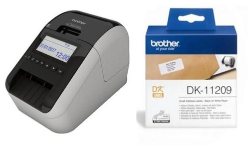 Brother Label Printer  Brother Labels  P Touch Labels  Octopus Brother Label Printer