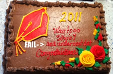 10 Funniest Literal Cake Jobs Funny Cake Quotes Oddee