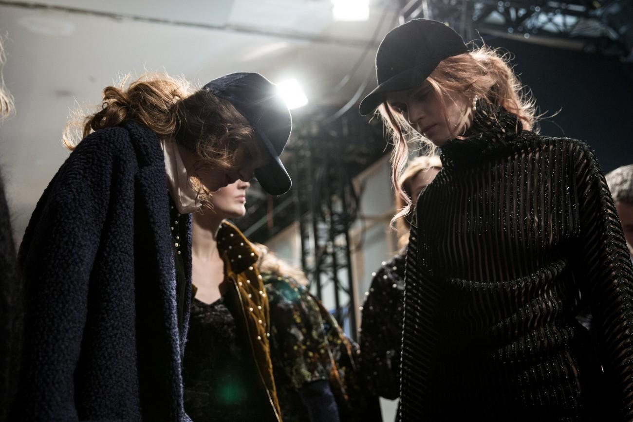 Berliner Fashion Week 2017 Casting