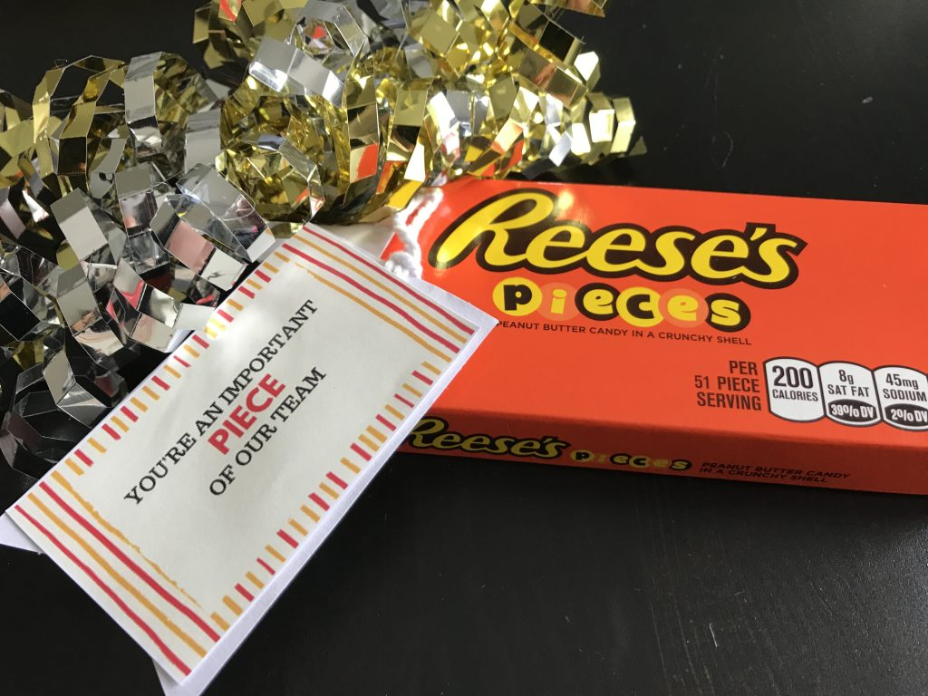 Gifts Thank Employees