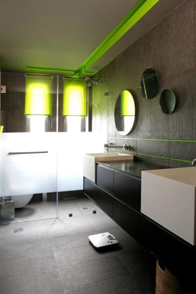Indirect lighting in the green   Interior Design Ideas ...