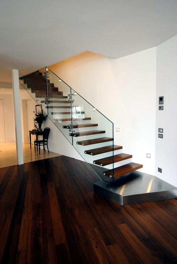 99 Modern Staircases Designs – Absolute Eye Catcher In The Living   Staircase Design For Duplex   Living Room   Villa   Indian   Modern   Flat