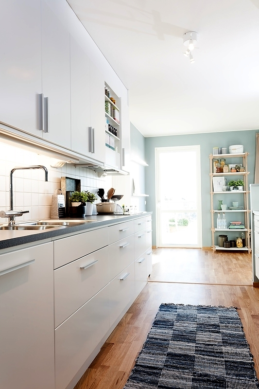 A Blue Gray Scandinavian Interior Interior Design Ideas