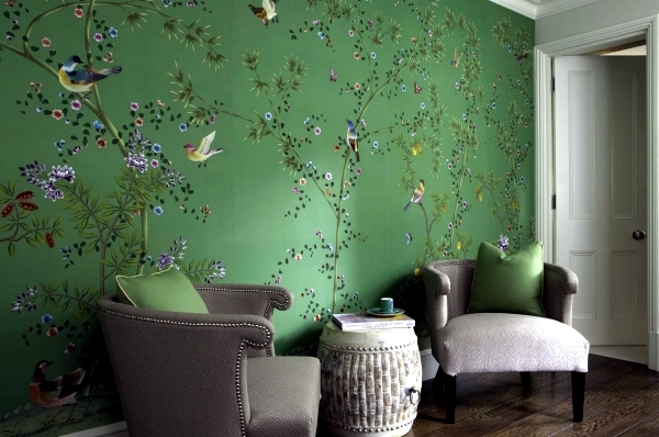 Bedroom And Green Pink Ideas