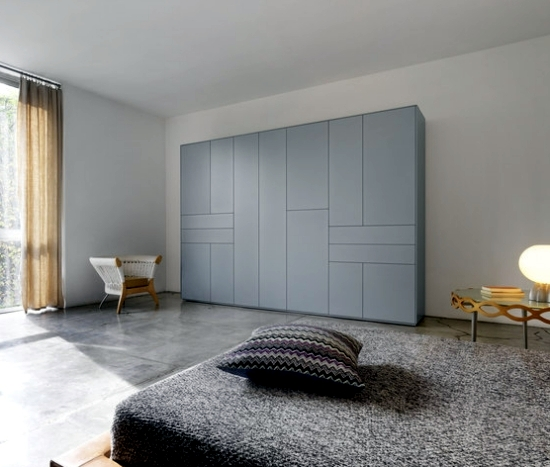 Closet Furniture Wardrobe Modern