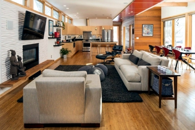 Living Rooms Leather Furniture