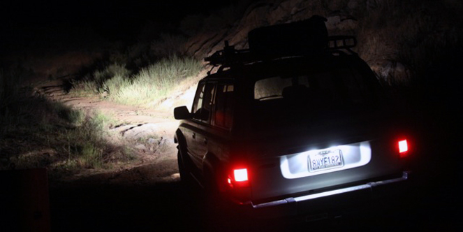 Sylvania Silverstar Zxe And Led Light Review Off Road Com