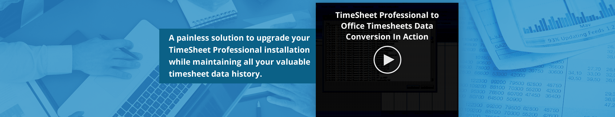 Insperity TimeSheet Professional to Office Timesheets Conversion