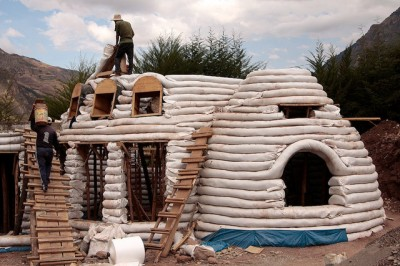 How To Build An Off Grid Home From Dirt Off The Grid News