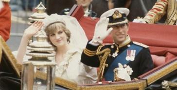 Carlo d'Inghilterra e Lady Diana, 40 anni fa il matrimonio del secol…