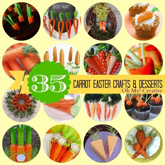 Easter Baking Crafts
