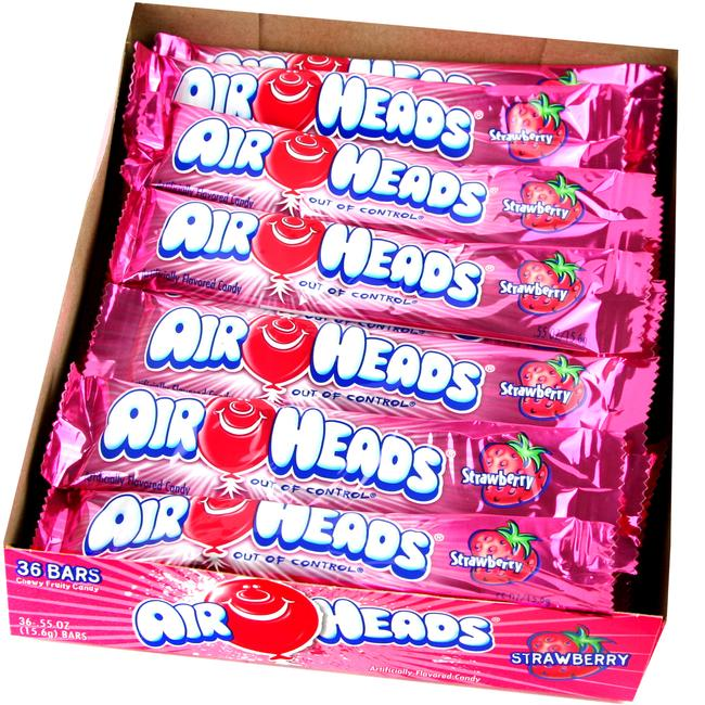Airheads Watermelon Strawberry
