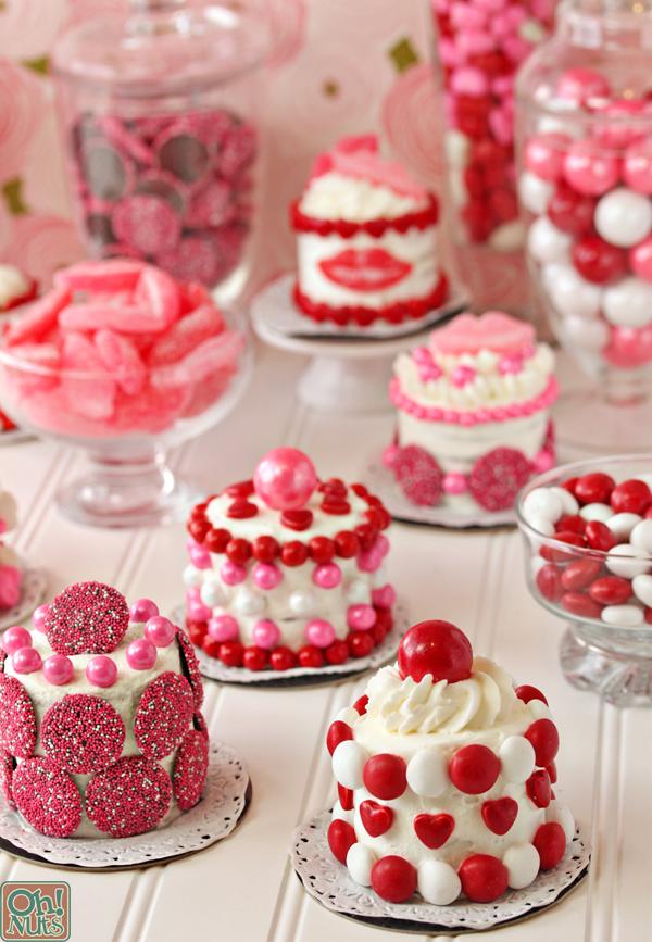 Easy Cake Recipes Valentines Day