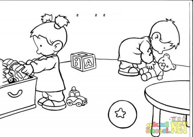 Jugetes De Bebe En Caricatura