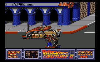 Back To The Future 2 Download 1990 Amiga Game