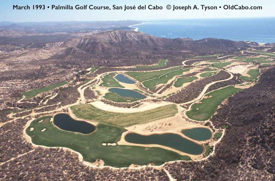 Old Cabo     Page 9     Historic Images and Photos of Cabo San Lucas     Palmilla Golf Los Cabos 1993