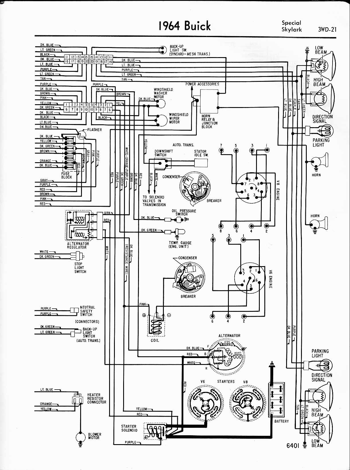 70 Ford Mustang Electrical Diagram Wiring