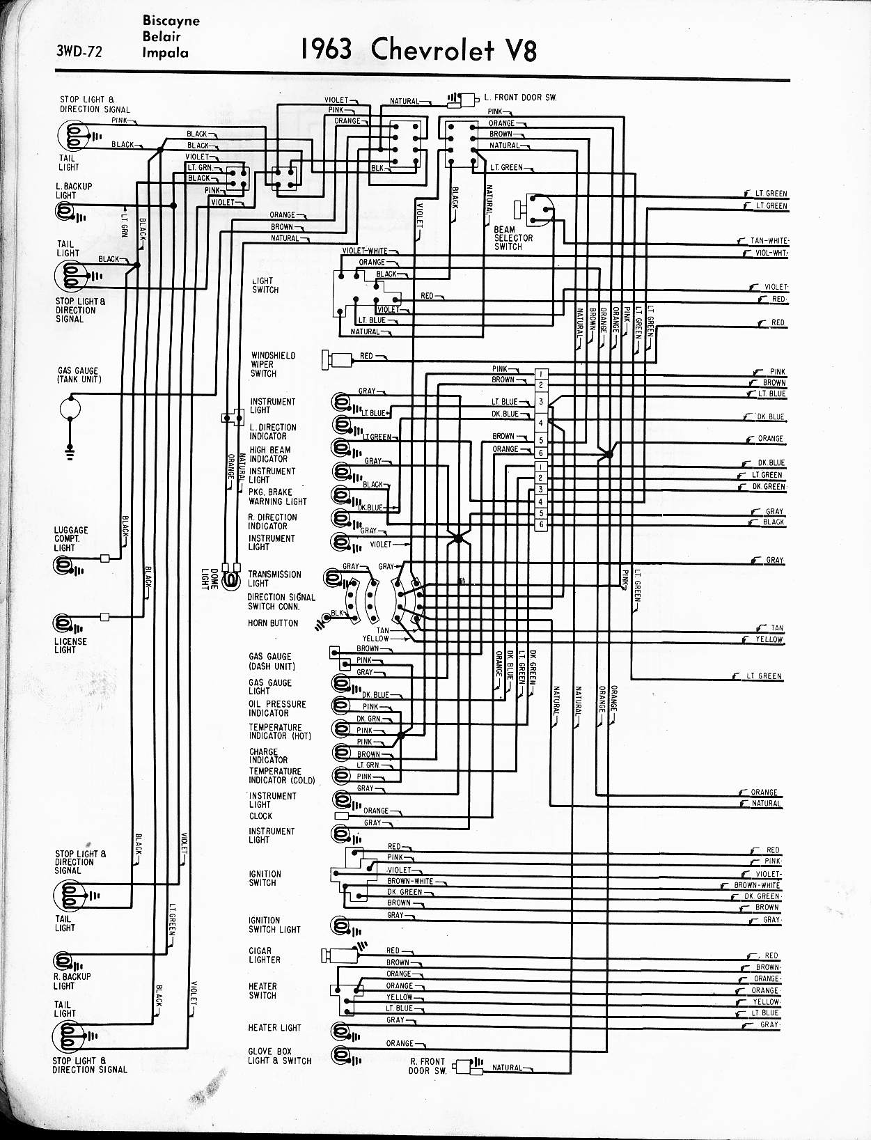 1961 Ford F100 Wiring Diagram For Color Worksheet And Galaxie Schematic Rh Homesecurity Press 1968 1966