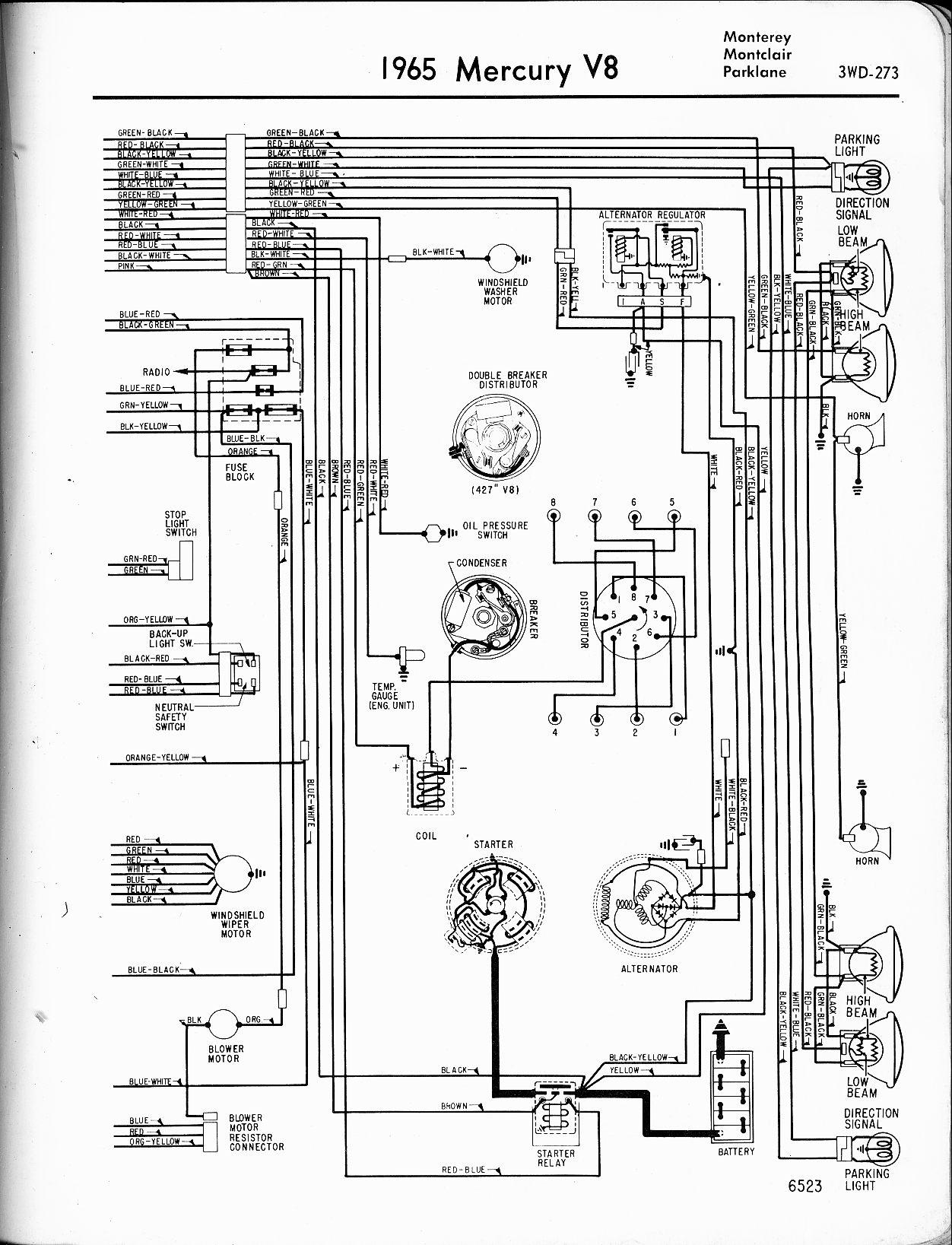 1957 Bug Wiring Diagram