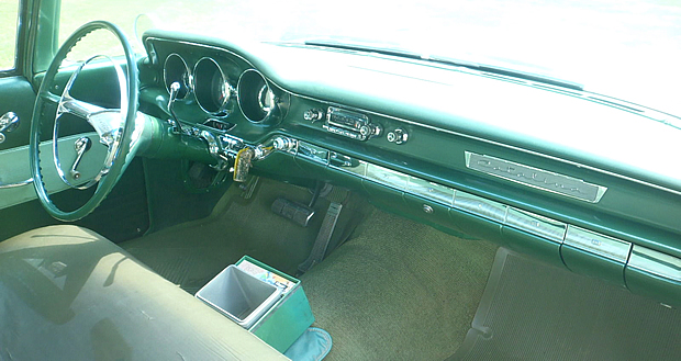 1959 Pontiac Catalina Sedan With 31 000 Original Miles