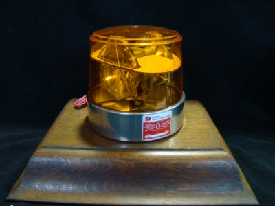 Vintage Federal Signal Dual Bulb Mod.#14 12 volt Revolving ...
