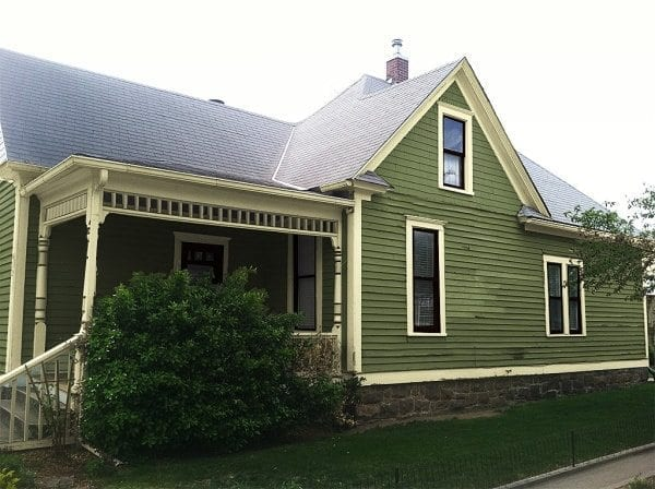 Exterior Paint Colors   Consulting for Old Houses   Sample Colors New exterior paint colors